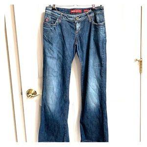 Miss sixty extra low ty jeans size 30x28
